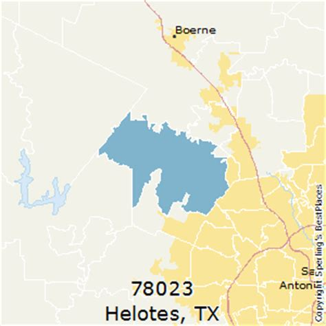 helotes texas map best places to live in helotes zip 78023 texas