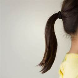 tying of long hair wearing your hair up have you been damaging your hair