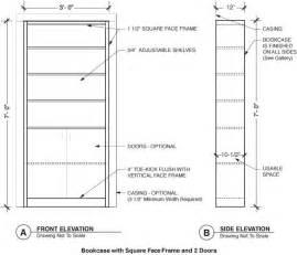 bookshelf door plans door bookcase plans woodwork