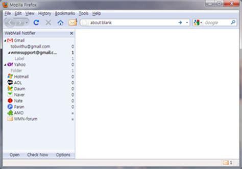 google adsense notifier auburn download webmail notifier for gmail hotmail yahoo aol v3 5 19