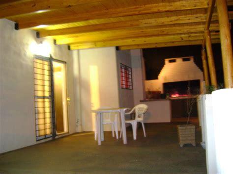 Living In A Garage Patio Terraza Con Galeria Y Asador Alediebar S Blog