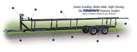 trinity pontoon trailers trailers hallberg marine