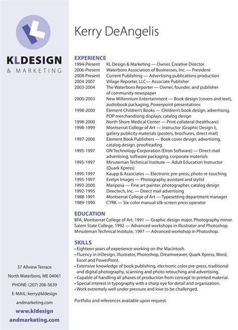 Resume Logo Image Graphic Design