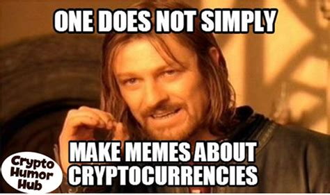 Crypto Memes - the best compilation of crypto memes univerzal bitcoin and ethereum steemit