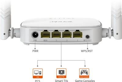 Tenda N301 Router Wireless tenda n301 wireless n300 router white kenyt