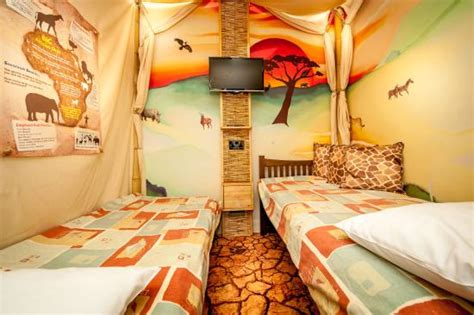 themed hotels uk african adventure theme room kids area picture of