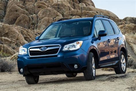 blue subaru forester 2015 2015 subaru forester car review autotrader