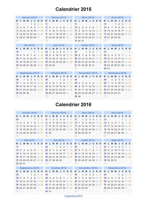 Calendrier 2015 Gratuit Calendrier 2015 2016 224 Imprimer Gratuit En Pdf Et Excel