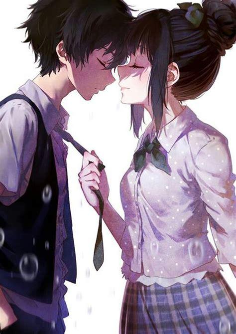 аниме искусство пара мило картинка 2147220 от maria