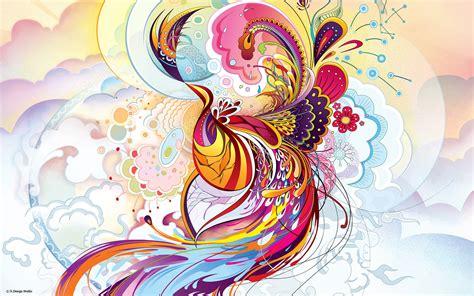 abstract wallpaper decorating 30 incredible illustration desktop wallpapers