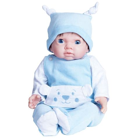 design doll clothes argos buy chad valley tiny treasures newborn doll with blue