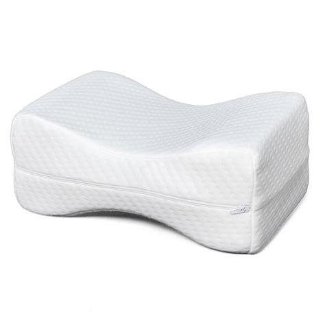 memory foam pillow memory foam knee pillow leg pillow bed cushion orthopedic
