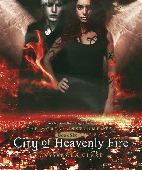 Novel City Of Heavenly Book Six weliveandbreathewords city of heavenly