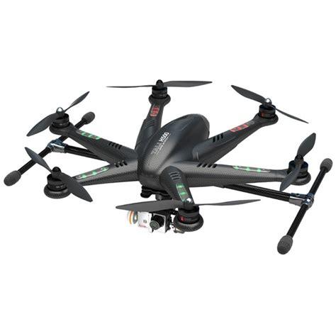 walkera tali  fpv  hexcopter drone deva fe   gimbal  gopro video cable black