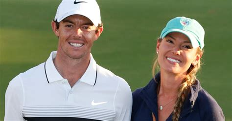rory mcilroy engaged to girlfriend erica stoll who is erica stoll all you need to know about the lucky