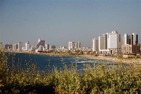 tel aviv skyline tel aviv skyline bing images