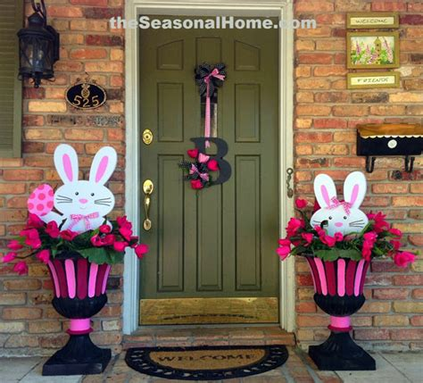 spring decorating ideas for your front door spring decoration ideas spring decorating ideas