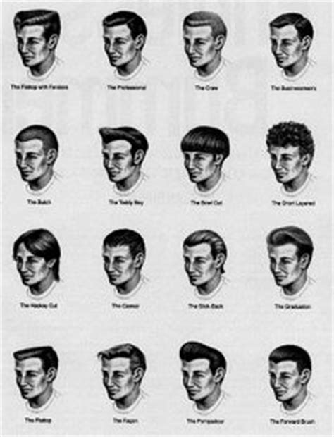 barbers hairstyle guide 1000 images about classic cuts on pinterest barbers