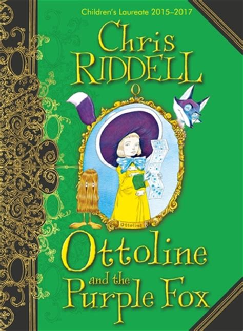 ottoline and the purple fox ottoline 4 by riddell