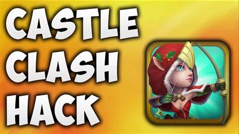 tutorial hack castle clash castle clash diamonds hack castle clash hack 2017