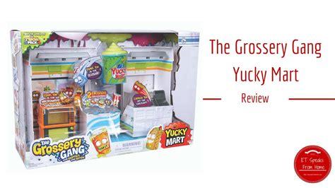 the grossery inside the yucky mart seek and find books the grossery yucky mart review