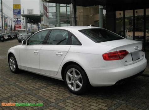 audi used for sale 2009 audi a4 used car for sale in vereeniging gauteng