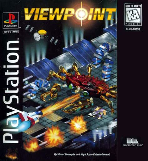 emuparadise vectrex viewpoint sony playstation