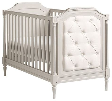 Retro Cribs by Blythe Crib Vintage Gray Traditional Cots Cribs And