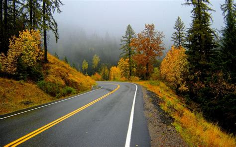nature hd wallpapers road