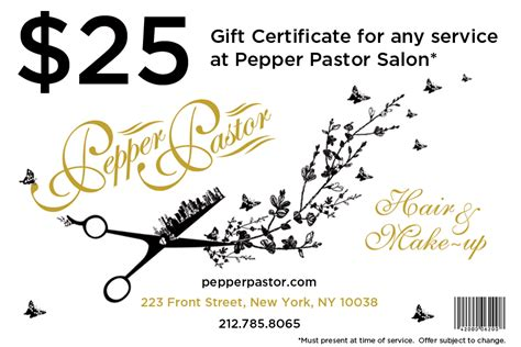 haircut gift certificate template haircut gift certificate gift ftempo