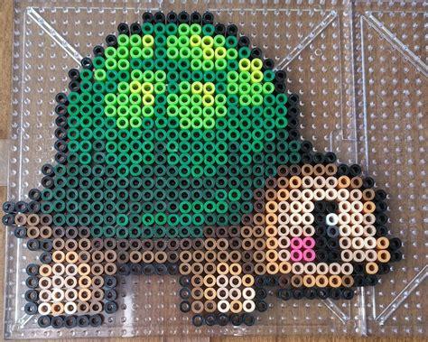 perler bead turtle pattern turtle perler by maxlacus hama