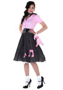 50 theme costumes hairdos sock hop cutie costume