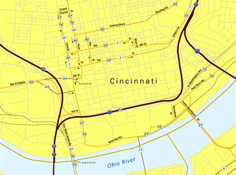 map of cincinnati indiana michigan trip day 2 cincinnati oh to coldwater mi on the road