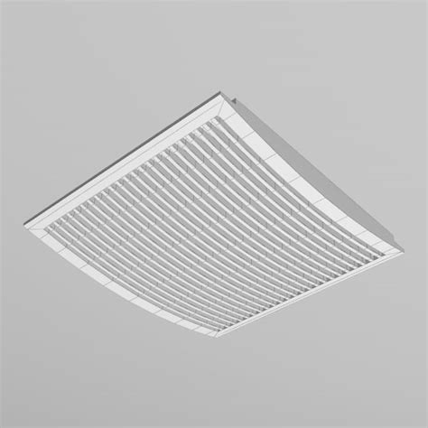 Hvac Ceiling Vents by Ceiling Vents 3ds