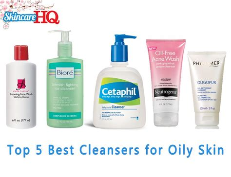 Great Cleansers by Top 5 Best Cleansers For Skin