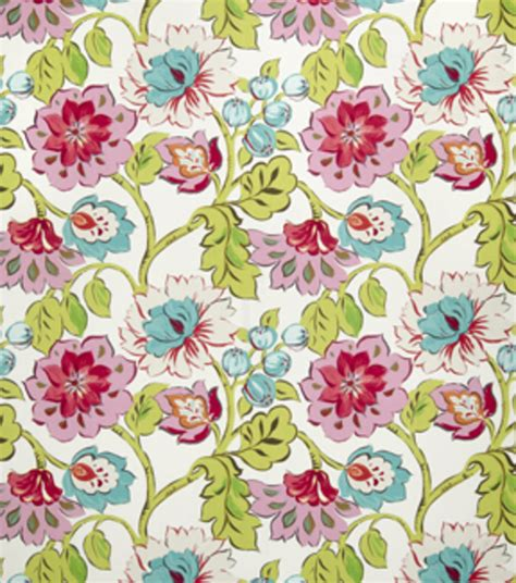 home decor print fabric eaton square chamberlin tropical