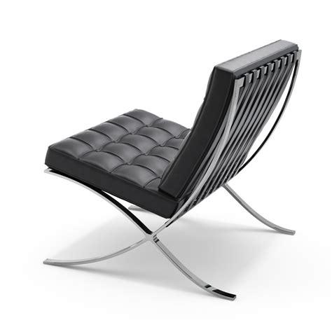 Barcelona Knoll Chair by Barcelona 174 Chair Knoll