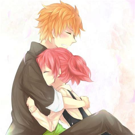 Anime Hug by Anime For Gt Anime Hug Anime