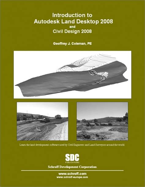 Introduction To Autocad 2008 introduction to autodesk land desktop 2008 and civil