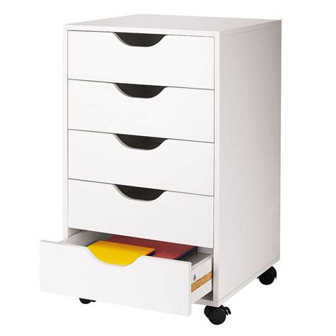 cube storage with drawers recollections 5 drawer letterpress cube drawers