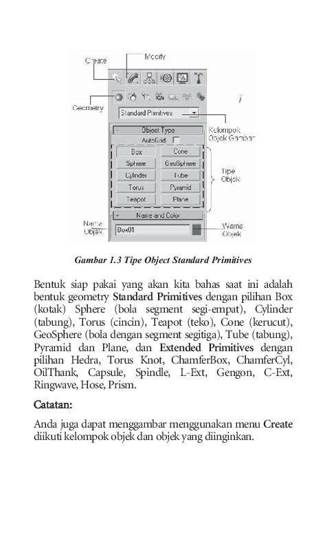Buku Desain Interior Dengan 3ds Max 2009 Oleh Gilang W jual buku modeling dan animasi 3d dengan 3ds max oleh ir bastian gunawan ilt learning