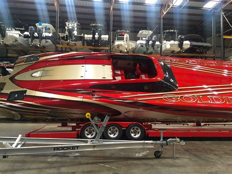 outerlimits boat crash 2008 outerlimits golddigger power boat for sale www