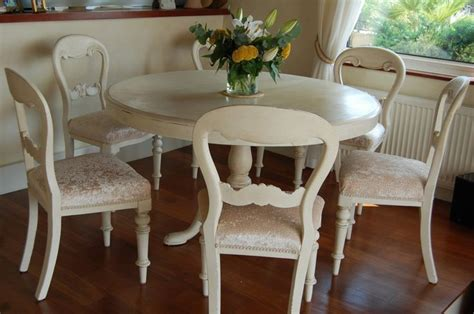 Preloved Dining Table And Chairs Table And Chairs Painted With Sloan Chalk Paint Lovestruck Interiors Preloved