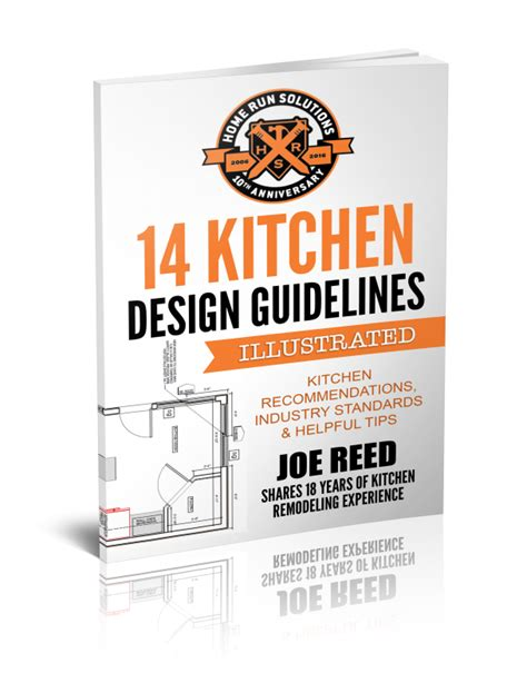 cabinetbroker net kitchen design guidlines 14 kitchen design guidelines illustrated home