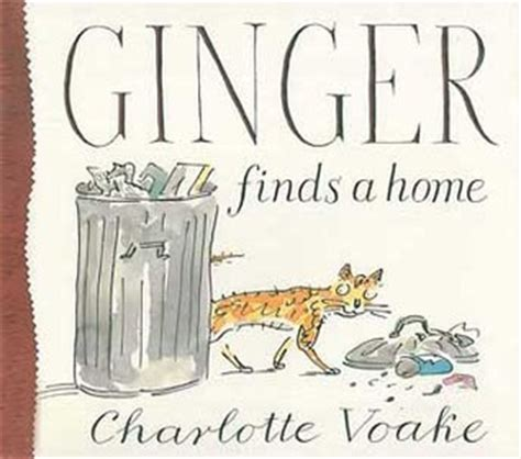 ginger finds a home ginger finds a home by charlotte voake reviews discussion bookclubs lists