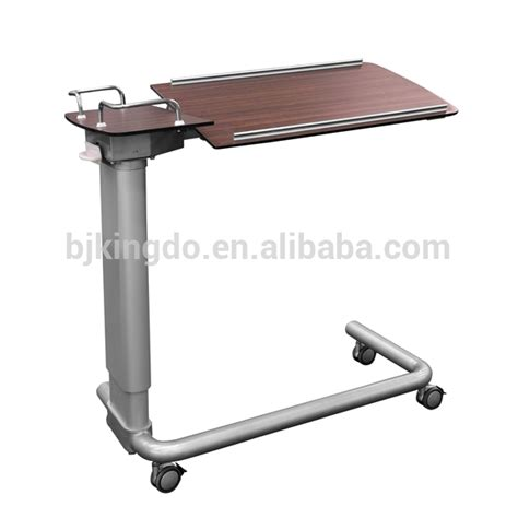 bedside table on wheels hospital dining table bed table with wheels hospital