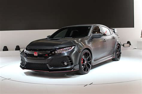 honda civic type r 2018 a few minutes with the 2018 honda civic type r s lead
