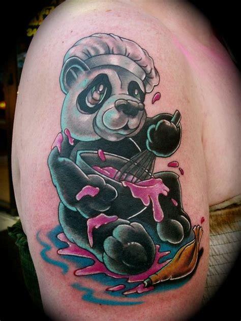 panda zombie tattoo 29 best images about panda tattoos on pinterest art