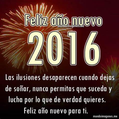 imagenes feliz año nuevo 2016 imagenes para desear feliz a 241 o nuevo 2016 im 225 genes de