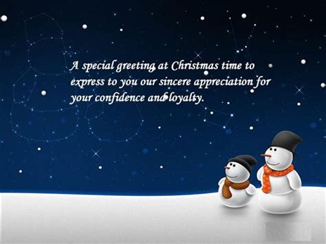 christmas greeting company messages merry messages sle messages